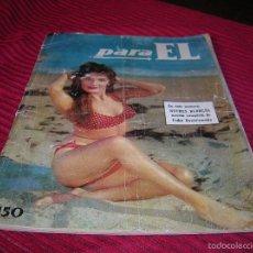 Revistas: REVISTA PARA EL Nº 1 ,AÑO 1955. Lote 58598302