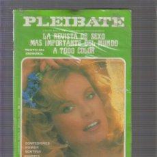 Revistas: PLEIBATE Nº 24 REVISTA EROTICA DE LOS AÑOS 90. Lote 58605480