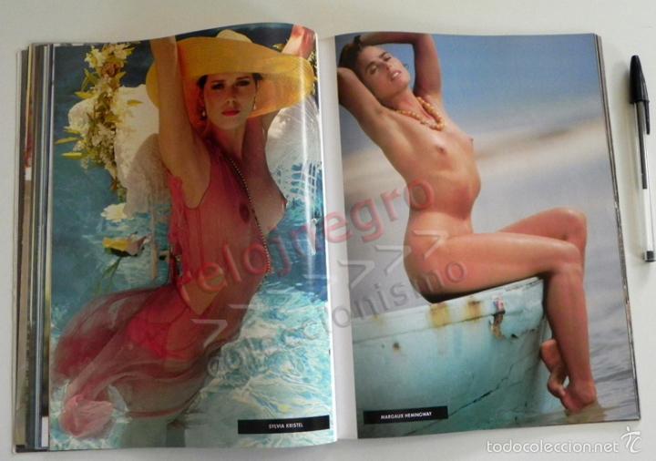Revistas: PLAYBOY EDICIÓN COLECCIONISTAS PAMELA ANDERSON Y OTROS DESNUDOS CÉLEBRES REV ERÓTICA MONROE CRAWFORD - Foto 9 - 60358119