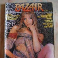 Revistas: REVISTA BAZAAR N 1. Lote 61047483