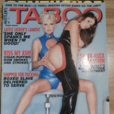Magazines: REVISTA DE ADULTOS - PORNOGRÁFICA ERÓTICA - SEXO - SADO Y BDSM - TABOO - JUNIO DE 2003 . Lote 62097468