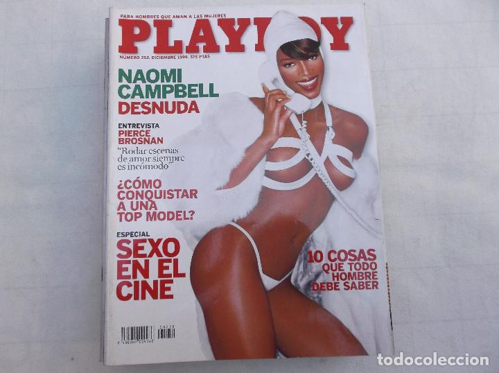 Campbell playboy naomi 41 Sexiest