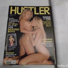 Revistas: HUSTLER Nº 122. REVISTA EROTICA PARA ADULTOS. Lote 206336493