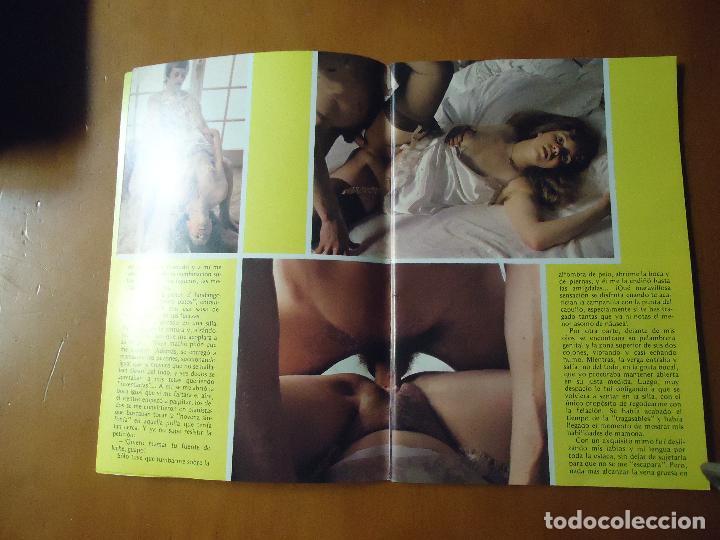 Revistas: ANTIGUA REVISTA PORNO PORNOGRAFICA SEXO BABY DOLL N 1 - 1985 A TODO COLOR - Foto 2 - 71781783