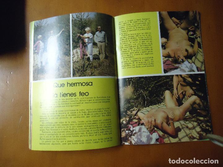 Revistas: ANTIGUA REVISTA PORNO PORNOGRAFICA SEXO BABY DOLL N 1 - 1985 A TODO COLOR - Foto 27 - 71781783