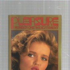 Revistas: PLEASURE 20. Lote 85025480