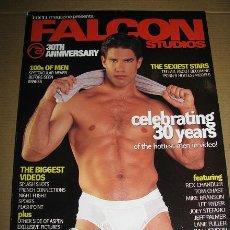 Revistas: FALCON STUDIOS 30TH ANNIVERSARY (REVISTA AMERICANA). Lote 86497540