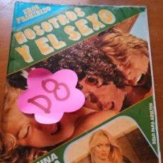 Revistas: ANTIGUA REVISTA PORNO PORNOGRAFICA VER FOTO A FOTO , EROTICA SEXO ADULTOS . Lote 86803136