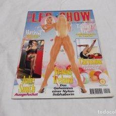 Revistas: LEG SHOW Nº 21.REVISTA EROTICA SOLO PARA ADULTOS,ALEMAN. Lote 104427776