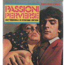 Revistas: PASSIONI PERVERSE. Nº 24 PREMIATA COPISTERIA.. Lote 90101060