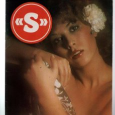 Revistas: REVISTA PORNO S Nº 1 . Lote 91485340