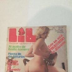Revistas: LIB Nº 371 - 1983 - SUSANA ESTRADA TE INVITA . Lote 91525905