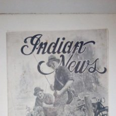 Revistas: REVISTA INDIAN NEWS DE ABRIL DEL 1926. INDIAN MOTOCYCLE CO.,SPRINGFIELD,MASS.. Lote 94736955