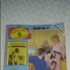 Revistas: REVISTA LIB ESPECIAL PAREJAS. NUMERO 17. 1987.. Lote 94933647