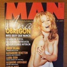 Revistas: REVISTA MAN N°114 ABRIL 97. Lote 96972595