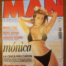 Revistas: REVISTA MAN N°128 ENERO 98. Lote 96973027