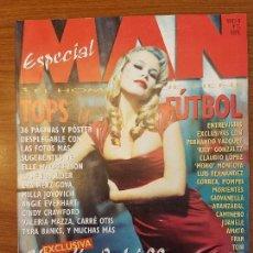 Revistas: REVISTA MAN N° 124 FEBRERO 98. Lote 96973111