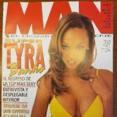 Revistas: REVISTA MAN N° 133 NOVIEMBRE 98. Lote 96973419