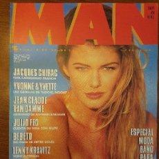 Revistas: REVISTA MAN N° 68 JUNIO 93. Lote 96972223