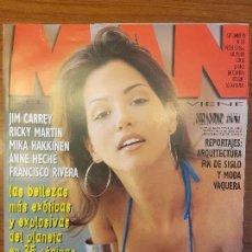 Revistas: REVISTA MAN N° 131 SEPTIEMBRE 98. Lote 96973363