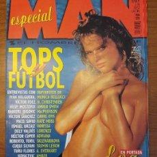 Revistas: REVISTA MAN N° 136 FEBRERO 99. Lote 96973859