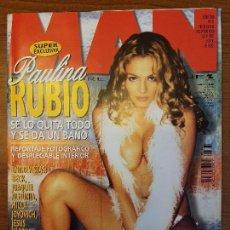 Revistas: REVISTA MAN N° 147 ENERO 2000. Lote 96974059