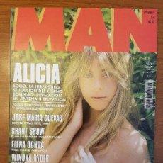 Revistas: REVISTA MAN N° 83 SEPTIEMBRE 94. Lote 96974475