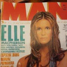 Revistas: REVISTA MAN N° 90 ABRIL 95. Lote 96980847