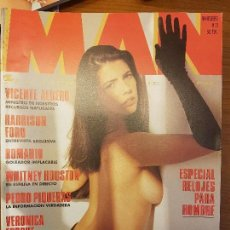 Revistas: REVISTA MAN N° 73 NOVIEMBRE 93. Lote 96981215