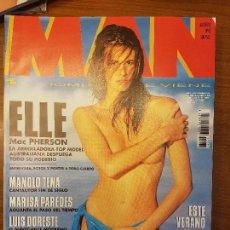 Revistas: REVISTA MAN N° 70 AGOSTO 93. Lote 96981567