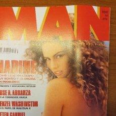 Revistas: REVISTA MAN N° 64 FEBRERO 93. Lote 96981875