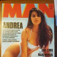 Revistas: REVISTA MAN N° 57 JULIO 92. Lote 96984211