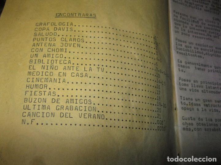 Revistas: NUEVA FRONTERA PORT GALAXIA periodico artesanal antiguo ALICANTE fiestas FUTbOL HERCULES musica etc - Foto 3 - 97228115