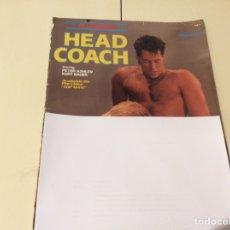 Revistas: HEAD COACH REVISTA GAY AÑOS 90. Lote 98640835