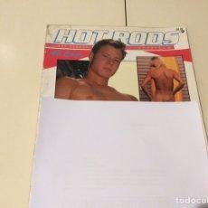 Revistas: HOT RODS SPECIAL # 5 REVISTA GAY AÑOS 90. Lote 98641523