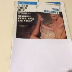 Revistas: A FEW GOOD MEN... REVISTA GAY AÑOS 90. Lote 98642971