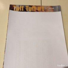 Revistas: TUFF TUFF Nº 1 REVISTA GAY AÑOS 90. Lote 98644119
