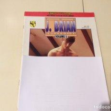 Revistas: THE J. BRIAN COLLECTION VOLUME 5 REVISTA GAY AÑOS 90. Lote 98645151