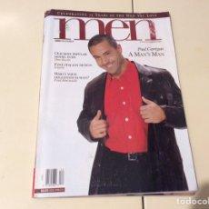 Revistas: MEN DECEMBER 1999 REVISTA GAY AÑOS 90. Lote 98648035