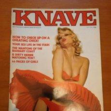Revistas: ANTIGUA REVISTA PORNO PORNOGRAFICA ADULTOS - VOL. 9 NUMERO 6 AÑO 1976. Lote 98676463