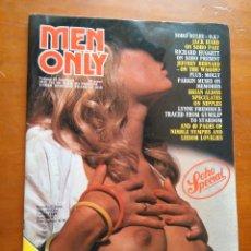 Revistas: ANTIGUA REVISTA PORNO PORNOGRAFICA ADULTOS - VOL. 42 NUMERO 3 AÑO 1977 PUBLICIDAD COCHES LANCIA BMW . Lote 98683735