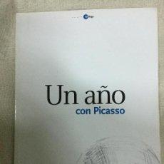 Revistas: UN AÑO CON PICASSO. DIARIO SUR. REVISTA.. Lote 98781063