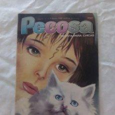 Revistas: PECOSA REVISTA PARA CHICAS. Lote 98792175