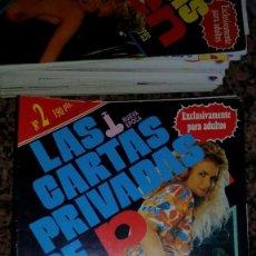 Revistas: LAS CARTAS PRIVADAS DE PEN N-2. Lote 104414519