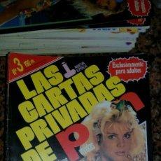 Revistas: LAS CARTAS PRIVADAS DE PEN N-3. Lote 104414543