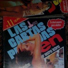 Revistas: LAS CARTAS PRIVADAS DE PEN N-11. Lote 104414575
