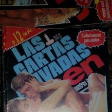 Revistas: LAS CARTAS PRIVADAS DE PEN N-12. Lote 104414587