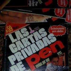 Revistas: LAS CARTAS PRIVADAS DE PEN N-59. Lote 104414603