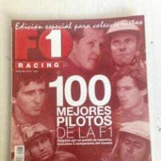 Revistas: REVISTA F1 RACING EDICIÓN ESPECIAL COLECCIONISTA. Lote 109343603