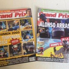 Revistas: REVISTA GRAND PRIX FERNANDO ALONSO. Lote 109343983